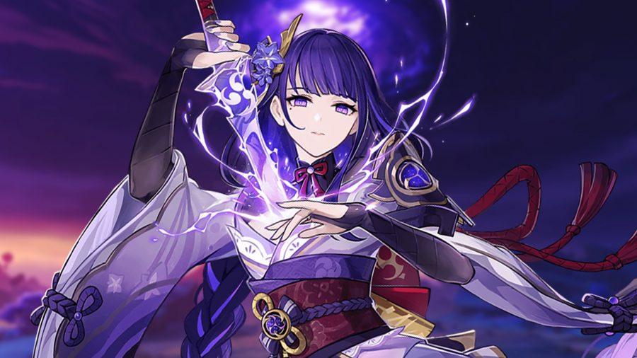 Impacto de Genshin: Guía de Raiden Shogun Baal