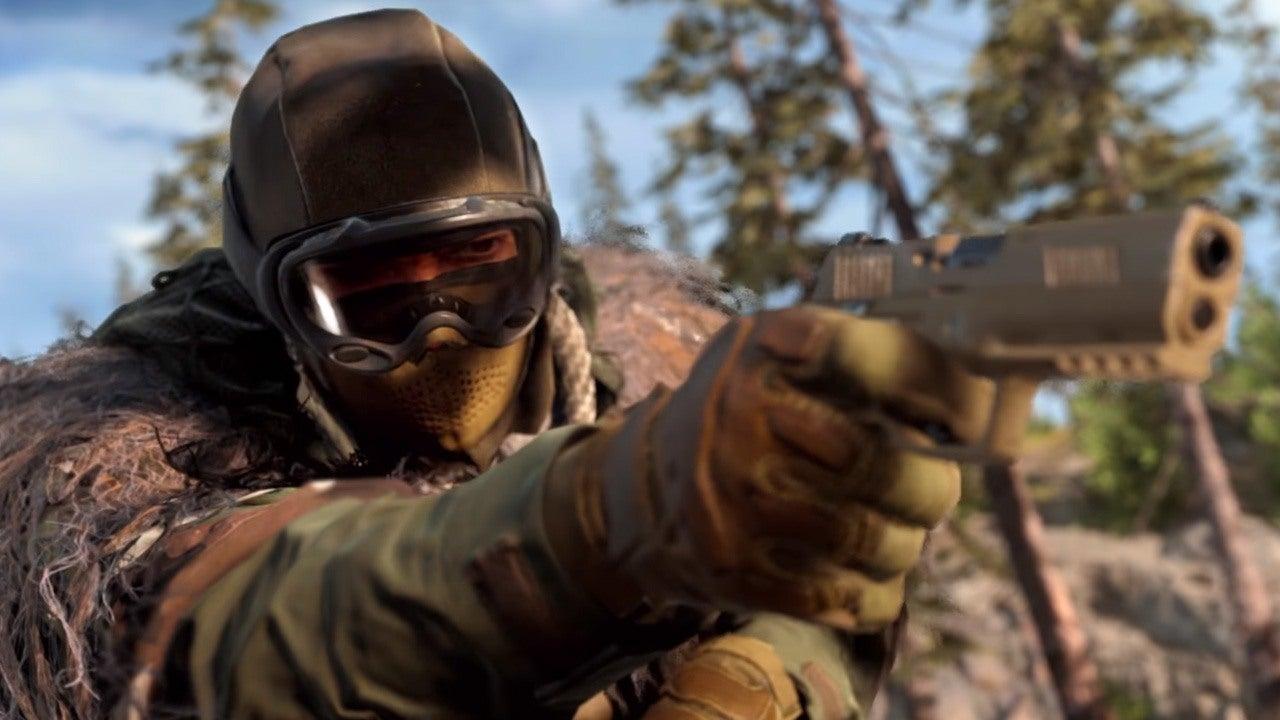 Las prohibiciones de hardware de Call of Duty: Warzone aparentemente se están transfiriendo a Vanguard
