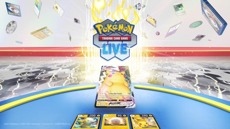 Se anuncia la aplicación Pokémon TCG Live, la aplicación TCG Online se cierra