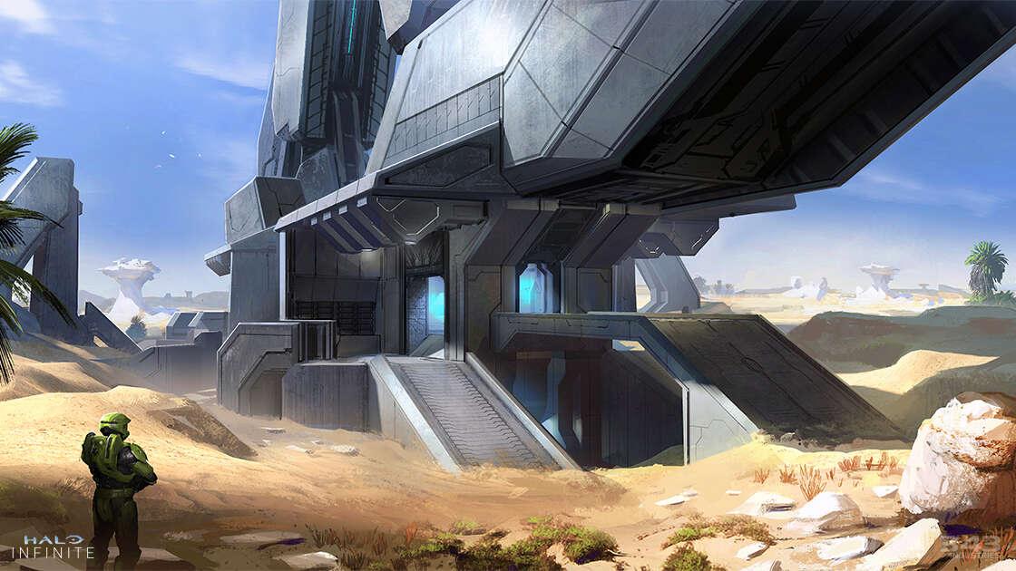 Halo Infinite obtendrá pruebas beta de BTB y 4v4 Slayer este mes, aquí está el calendario completo