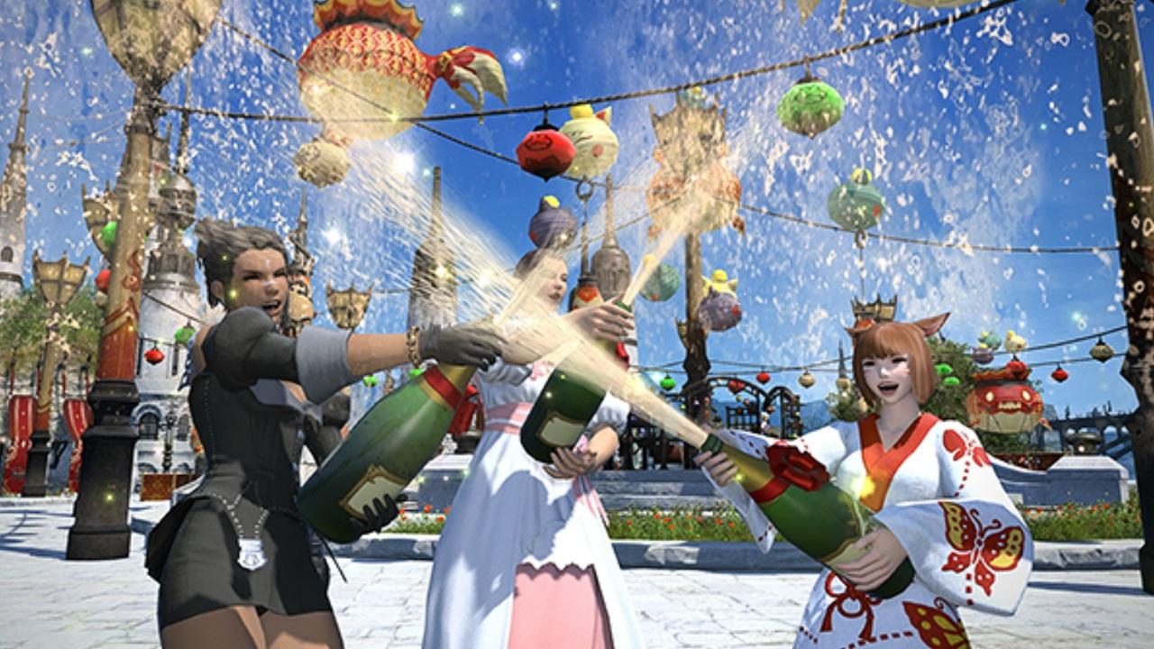 Final Fantasy 14 superó a WoW en vistas de MMO en Twitch en agosto