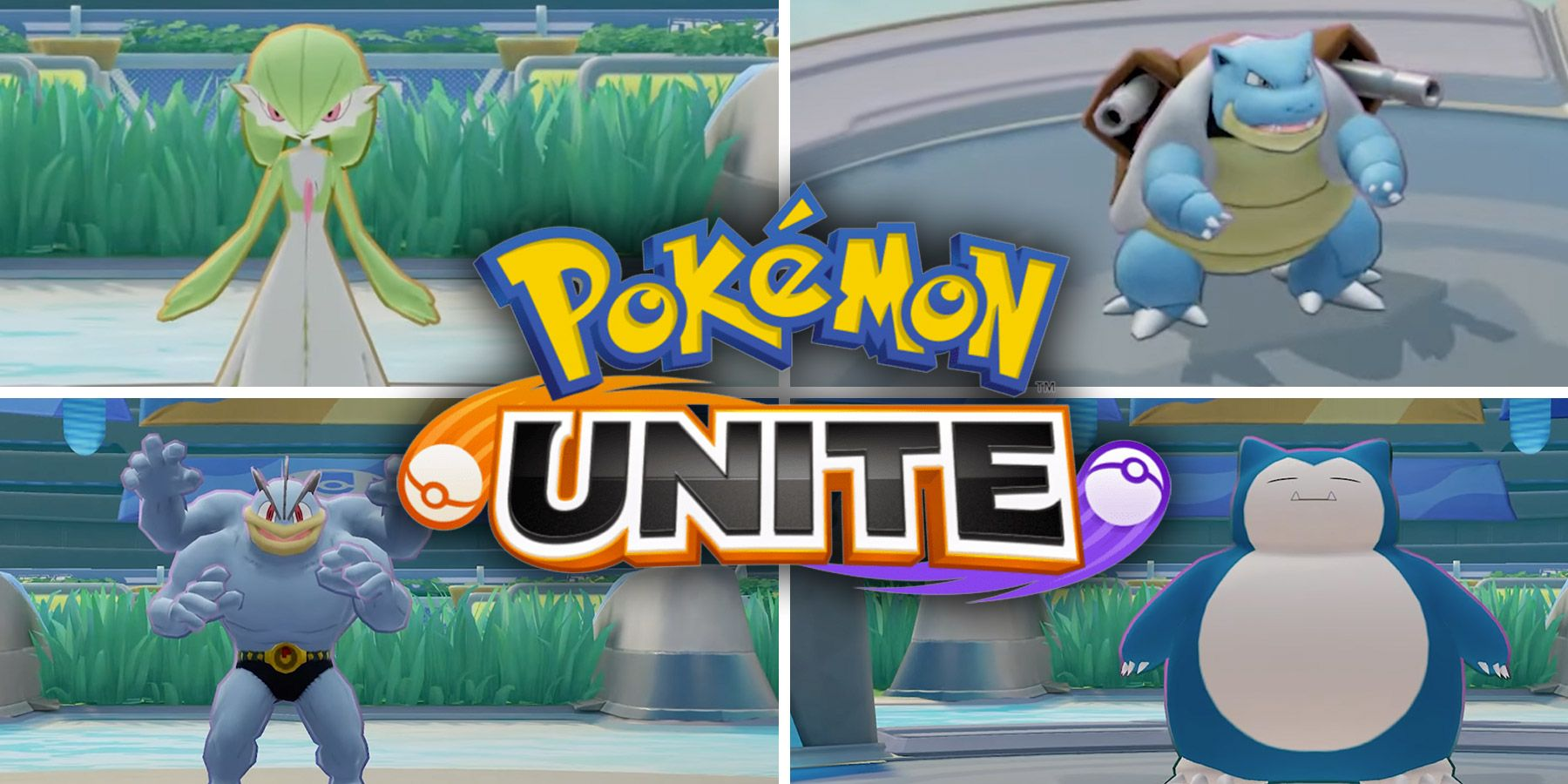 Lista de niveles de Pokemon Unite (septiembre de 2021)